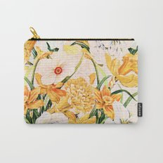 Wordsworth  and daffodils. Carry-All Pouch