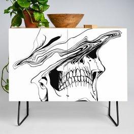 Skull (Liquify) Credenza