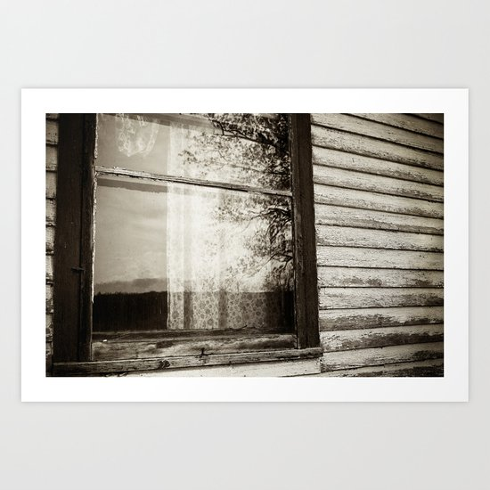 What Lies Within Art Print