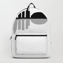 toronto skyline Backpack
