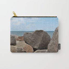 Heart-Shaped Rock Carry-All Pouch