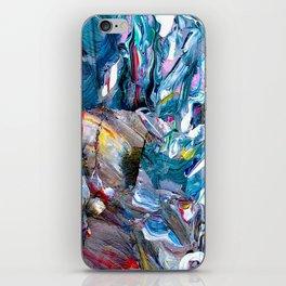 Marble Beach Side iPhone Skin