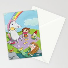 Magical Summer Stationery Cards
