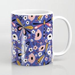 Fantasy Dragonfly Coffee Mug