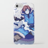 cryaotic iPhone & iPod Cases featuring Snow Bender Cryaotic by Gabbi