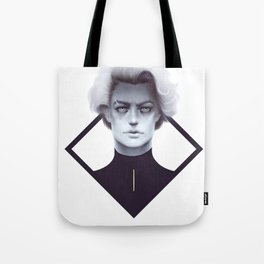 Gold and Gloom Tote Bag