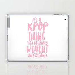 KPOP THING Laptop & iPad Skin