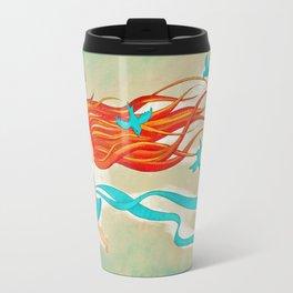 Cheerful Travel Mug
