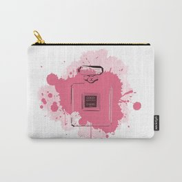 Pink Perfume #10 Carry-All Pouch