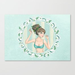 The Spring Collection: Merryweather Canvas Print
