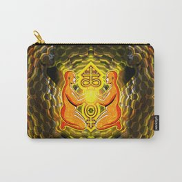 Sulphur Sisters Carry-All Pouch