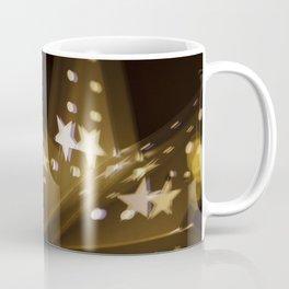 Xmas-Star And Mirror Image Coffee Mug