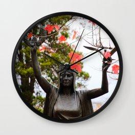 MacKenzie-Papineau Monument Wall Clock