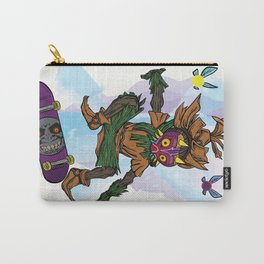 You've Met With A Gnarly Fate, Haven't You? Carry-All Pouch