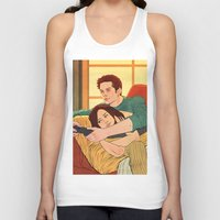 inside gaming Tank Tops featuring Gaming by DakotaLIAR