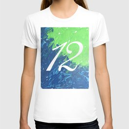 Blue & Green, 12, No. 3 T-shirt