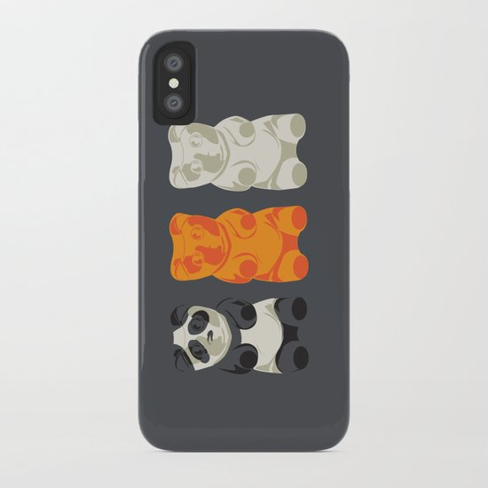 You don't fit in. iPhone Case