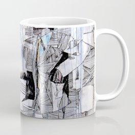 Distant Folding Coffee Mug