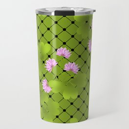 Field clover 2 Travel Mug