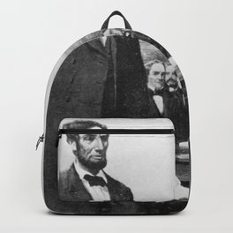 Abraham Lincoln Gettysburg Address Backpack