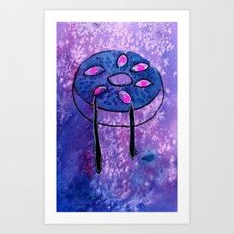 Donut Series 3 Art Print
