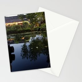 Little Venice at night Stationery Cards