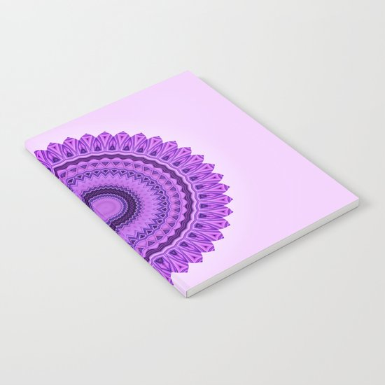 Magic Mandala Notebook