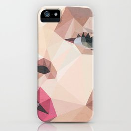 Polymoss iPhone Case