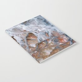 Mammoth Hot Springs Yellowstone Notebook