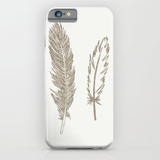 Luxe Feathers Slim Case iPhone 6s