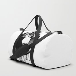 Urban Vinyl of Underground Music Duffle Bag