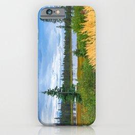 The Last Frontier 3, Denali Alaska iPhone Case