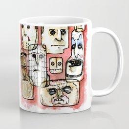 Oh The Horror Coffee Mug