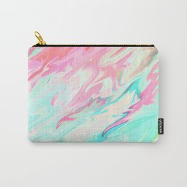 Sea of Spring Carry-All Pouch