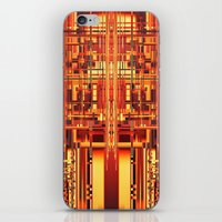 persona 4 iPhone & iPod Skins featuring PERSONA by Helyx Helyx