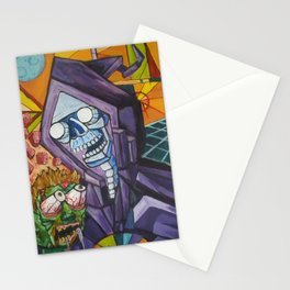 reaper cube Stationery Cards