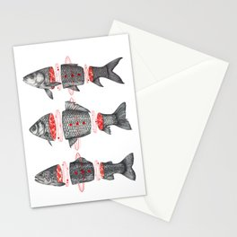 Sashimi All Stationery Cards
