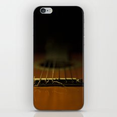 guitar ii iPhone & iPod Skin
