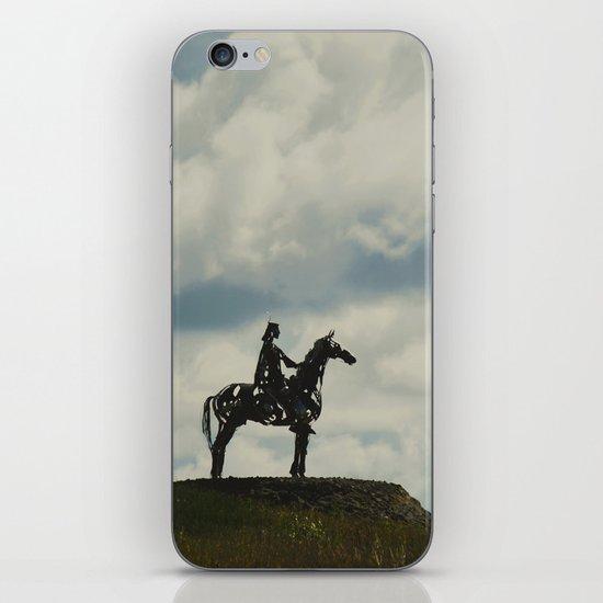 Gaelic Cheiftan iPhone & iPod Skin