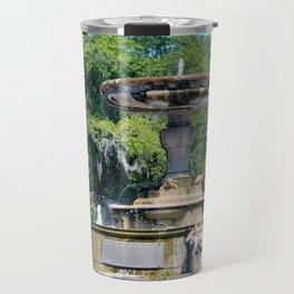 Kenan Memorial Fountain Travel Mug