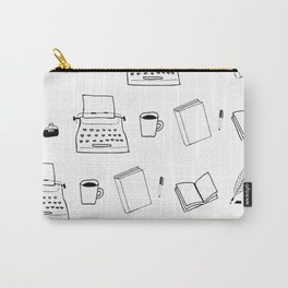 Write-or-Die (Pattern) Carry-All Pouch