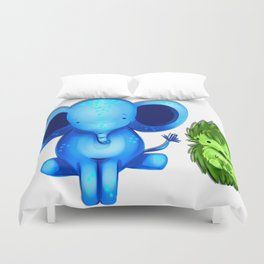 Nuggets! Duvet Cover