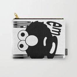 Emo Elmo Carry-All Pouch