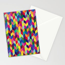 Geometric Pattern #1 Stationery Cards