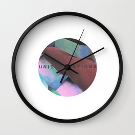 United Nations Wall Clock
