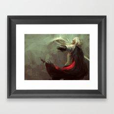 Thranduil Framed Art Print