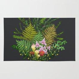 Bog Bouquet Rug