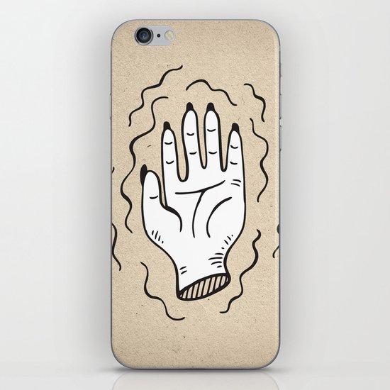 Handy Work iPhone & iPod Skin