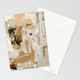 up and down Stationery Cards