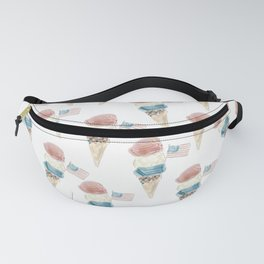 American Ice-Dream Fanny Pack